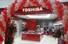 Toshiba Sasar Produk Pendukung Di Indonesia