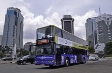 Peminat Membludak, Pemprov DKI Tambah Bus Tingkat Wisata