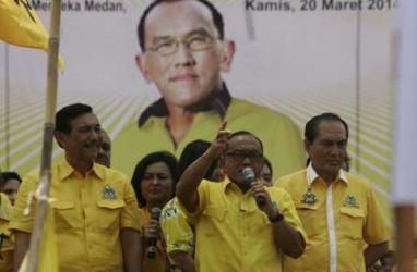 PILPRES 2014: Ini Alasan Golkar 'Berlabuh' ke Poros Prabowo, Bukan PDI-P Atau Demokrat