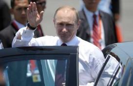 KRISIS UKRAINA: Putin Perintahkan Penarikan Pasukan Rusia