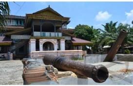 Obyek Wisata Sumut: Istana Lima Laras, Kemegahan yang Terkikis
