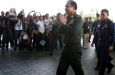 KRISIS THAILAND: Militer Ultimatum Pihak Yang Bertikai Lakukan Perundingan
