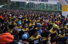 Rute Lomba Lari Jakarta International 10 K Terus Diperbaiki