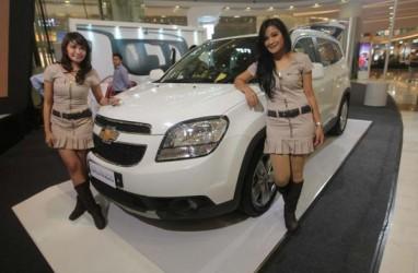 Pasokan Mobil GM Tak Terpengaruh Kudeta Thailand