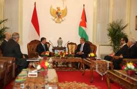 RI-Yordania Perkuat Kerja Sama Bidang Infrastruktur