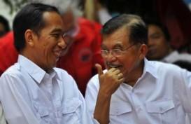 SURVEI LSI: Jokowi Bilang Jangan Cepat Puas