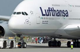 Lufthansa Incar 50.000 Penumpang dari/ke Indonesia