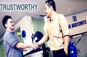 Tira Austinete Bidik Laba Bersih Rp4,31 Miliar