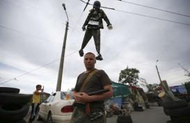 KRISIS UKRAINA: 5 Milisi Tewas Saat Menghadapi Penjaga Perbatasan