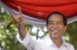 KAMPANYE HARI KEDUA: Pakai Baju Putih, Jokowi Blusukan Ke Papua
