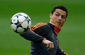 PEMANASAN PIALA DUNIA 2014: Inilah Cedera Yang Ganjal Ronaldo Hadapi Yunani