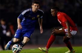 PIALA DUNIA 2014: Argentina vs Trinindad & Tobago Skor Akhir 3-0