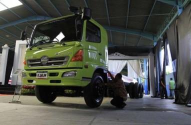 HINO MOTOR Luncurkan Truk Angkut FC 190 J di Semarang