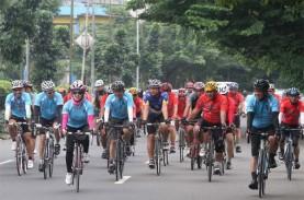Bisnis Indonesia Executive Fun Bike di Malang Berlangsung…