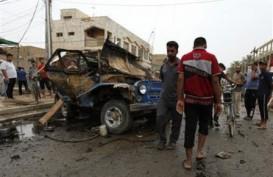 BOM MOBIL: Sehari, 60 Warga Baghdad Tewas Dalam Rangkaian Ledakan