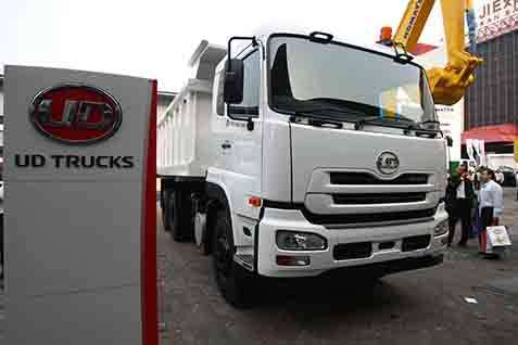 UD Truck. Buka diler baru di Jatim - Bisnis