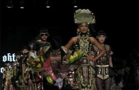 Desainer Indonesia 'Serbu' Moscow Halal Expo