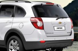 New Chevrolet Captiva: Varian Terbaru Ini Dibanderol Mulai Rp364,5 juta