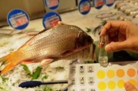 Ikan Berformalin Beredar di 4 Pasar Jakarta Berikut