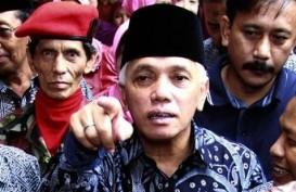 KAMPANYE PILPRES, Hatta Blusukan ke Pusat Grosir Batik Pekalongan