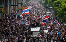 KRISIS THAILAND: Junta Militer Cabut Aturan Jam Malam