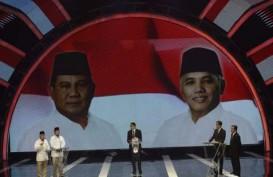 DEBAT CAPRES 2014, Prabowo Tak Gentar Dipojokkan Jokowi