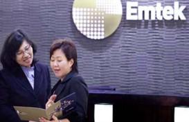 ELANG MAHKOTA (EMTK) Lepas Saham di SCMA, Raup Rp727,94 Miliar