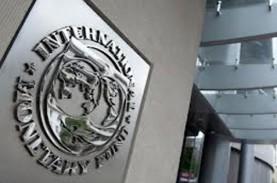 Ekonomi Amerika Serikat Masih Suram, IMF Pangkas Proyeksi…