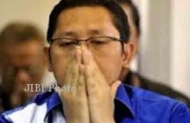 KORUPSI HAMBALANG: Anas Kecewa Eksepsi Ditolak Hakim