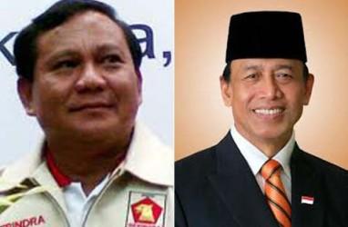 Wiranto Sebut Penculikan Aktivis 97/98 Hasil Analisa Pribadi Prabowo