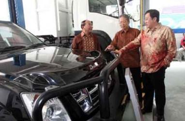 Penjualan Isuzu di Bali Tumbuh 16,5%