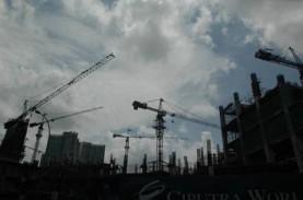 Pemangkasan Anggaran Kurangi Kue Pasar Konstruksi