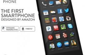 Ponsel Pintar: Jajaki Pasar, Amazon Tawarkan Fire Phone