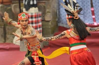 Gubernur Kalteng Mulai Lirik Potensi Wisata Budaya Dayak