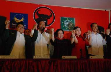 KORNAS PROJO: Peran Mesin Partai Minim di Pilpres