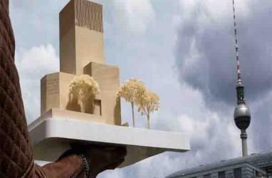 TOLERANSI BERAGAMA: Islam, Kristen, Yahudi, Bersatu Dalam Satu Atap Rumah Ibadah