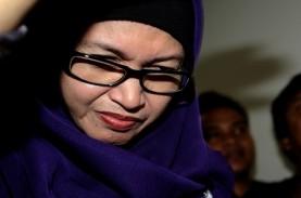 SUAP PILKADA LEBAK: Susi Tur Divonis 5 Tahun Penjara.…
