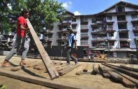 PERUM PERUMNAS: Rusun Bandar Kemayoran Rampung Akhir Tahun