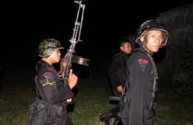KONFLIK AGRARIA: Brimob Tutup Akses Petani Karawang ke Sawah
