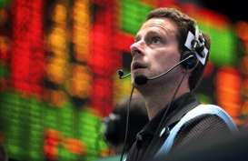BURSA GLOBAL: Wall Street Ambruk. Saham Eropa Terjerembab