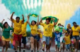 Surplus Fiskal Brasil Catatkan Rekor, Target Pemerintah Terancam