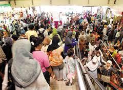 Jabar Catat Laju Inflasi 0,38%