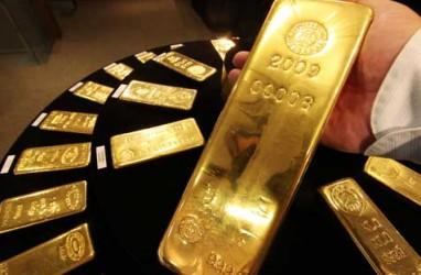Minat Investor Terhadap Emas Surut