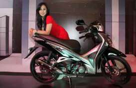 Harga Motor Honda Lantaran Rupiah Anjlok