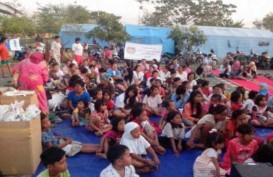 PUASA RAMADAN: HAI UEA & PKPU Buka Bersama 1.000 Korban Kebakaran Kamal Muara