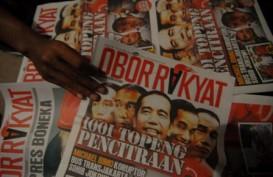 KAMPANYE PILPRES: Tim Jokowi-JK Curiga Aliran Dana Besar Obor Rakyat