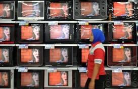 Piala Dunia Dongkrak Penjualan TV Layar Besar