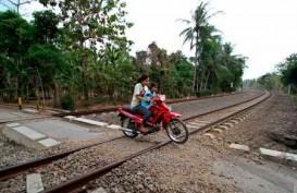 Pembebasan Lahan Jalur Kereta Trans Makassar Dimulai