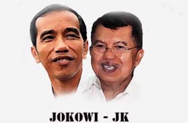 KAMPANYE PILPRES: Massa Jokowi dan Slankers Padati Senayan