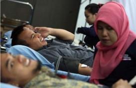 PMI Tangsel Gelar Donor Darah Usai Tarawih